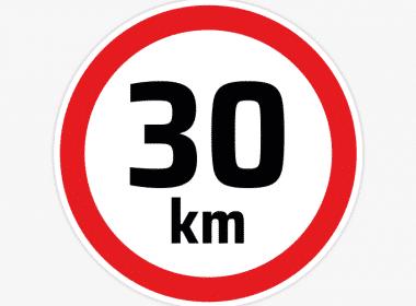 30km-per-uur-sticker-snelheid-maximale-snelheidslimiet